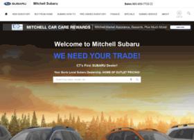 mitchellsubaru.com