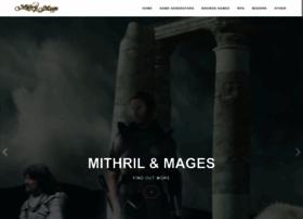mithrilandmages.com