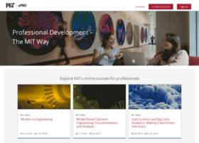 mitprofessionalx.mit.edu