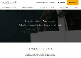 mitsubachi-tote.com