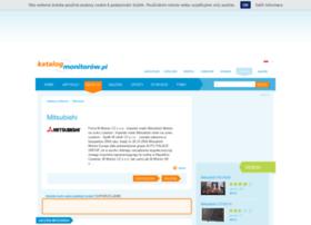 mitsubishi.katalog-monitorow.pl