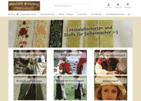 mittelalter-schneiderei.de