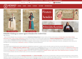mittelalterliche-kleidung.com