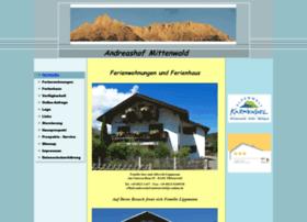 mittenwald-andreashof.de