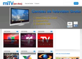 mitvenvivo.tv