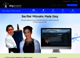 mitzvahs.myevent.com