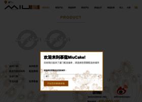 miucake.com.cn