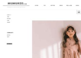 miumiu-kids.com