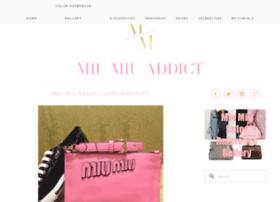 miumiuaddict.com