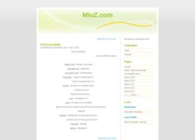 miuz.com