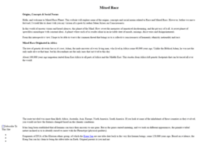 mixed-race-planet.org