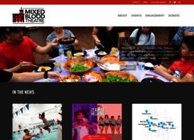 mixedblood.com
