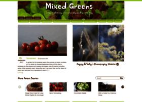 mixedgreensblog.com