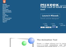 mixeek.com
