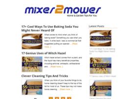 mixer2mower.com