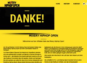 mixeryhiphopopen.de