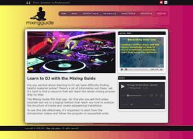 mixingguide.com