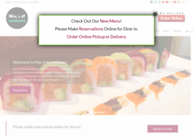 mixitrestaurant.com
