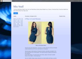 mixmaslastuff.blogspot.com
