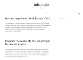 mixon.biz