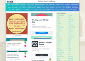 mixstatuses.com