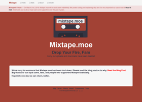 mixtape.moe
