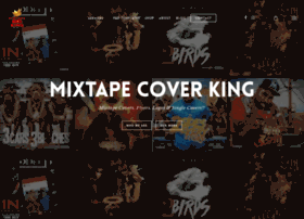 mixtapecoverking.com