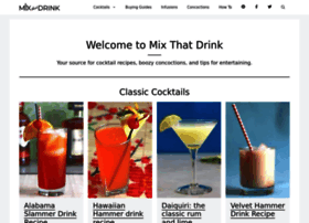 mixthatdrink.com