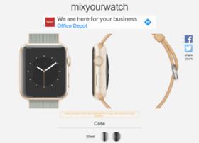 mixyourwatch.com