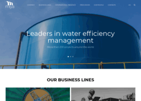 miya-water.com