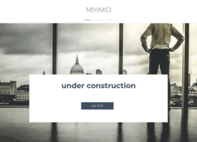 miyakostudio.com