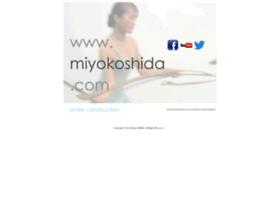 miyokoshida.com