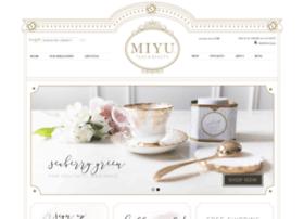 miyubeauty.com