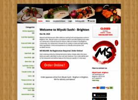 miyukisushibrighton.com