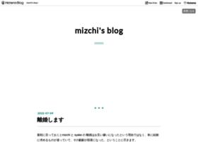 mizchi.hatenablog.com