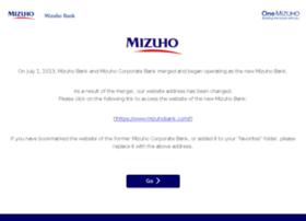 mizuhocbk.com