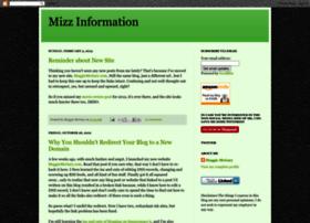 mizzinformation.blogspot.com