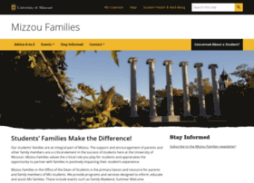 mizzouparents.missouri.edu