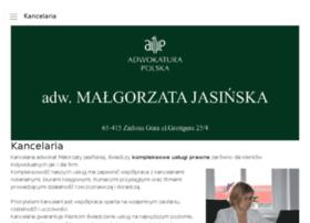 mjasinska.pl