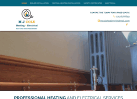 mjcoleheating.co.uk