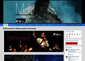mjjcommunity.com