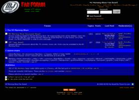 mjmorningshow.forumco.com