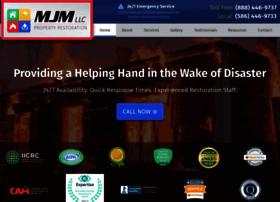 mjmrestoration.com