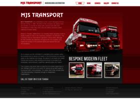 mjstransport.co.uk