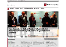 mk.niedersachsen.de