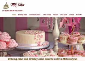 mkcakes.co.uk
