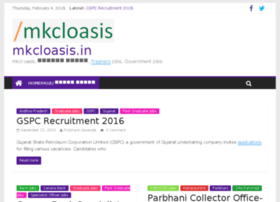mkcloasis.in