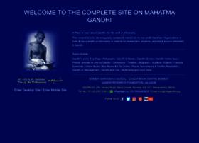 mkgandhi.org