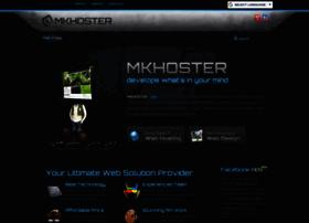 mkhoster.com