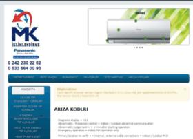 mkiklimlendirme.com